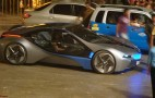 BMW Vision EfficientDynamics Spotted On Mission Impossible 4 Set, Again