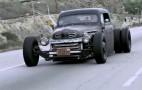 Mitch Allread's Rolling Sculpture Street Rod: Video