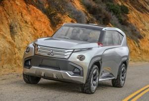 Mitsubishi Concept GC-PHEV Full-Size Plug-In Hybrid SUV: Chicago Auto Show