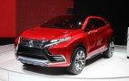 Mitsubishi Previews New Outlander Sport With XR-PHEV II Concept: Live Photos And Video