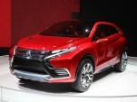Mitsubishi Concept XR-PHEV II  -  2015 Geneva Motor Show live photos