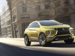 Mitsubishi eX All-Electric SUV Concept To Debut At Tokyo Motor Show