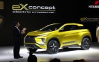 Mitsubishi eX Concept Previews Future All-Electric Outlander Sport: Live Photos