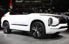 Mitsubishi GT-PHEV concept at Paris Motor Show