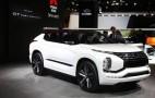 Mitsubishi GT-PHEV concept previews next-gen hybrid tech, SUV design