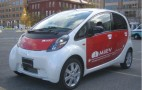 Drive Report: 2010 Mitsubishi i-MiEV Electric Car