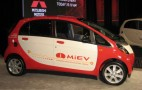 Mitsubishi i-MiEV Among Three Finalists Announced for World Green Car