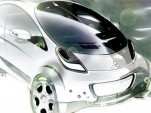 Mitsubishi i-Miev electric vehicle