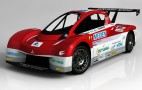 Mitsubishi Reveals Its Crazy Pikes Peak i-MiEV Electric Racer