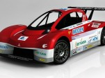Mitsubishi i-MiEV Evolution Pikes Peak racer