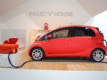 Mitsubishi MiEV House