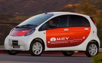 Is 'Green' Your Top Car Criteria? Check Out The Mitsubishi i-MiEV
