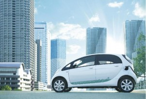 Mitsubishi May Offer Gas-Powered i-Miev To U.S. Buyers