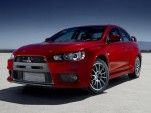 Mitsubishi Lancer Evolution X
