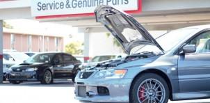 Brand-new 2006 Mitsubishi Evolution IX MR for sale