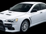 Mitsubishi launches the GSR and RS Lancer Evo X