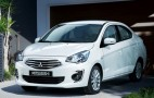 Strong-Selling 40-MPG Mitsubishi Mirage To Get Sedan Model