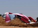 Mitsubishi MMR25 Concept Reinvents the Wheel