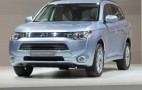 Mitsubishi Outlander Plug-In Hybrid SUV Now Delayed Til 2015 In U.S.