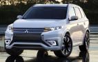 2016 Mitsubishi Outlander Plug-In Hybrid: Revealed At Paris Motor Show