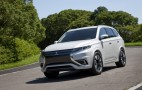 Mitsubishi Outlander PHEV Concept-S Revealed Ahead Of 2014 Paris Auto Show