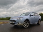 Mitsubishi Outlander Plug-In Hybrid: May Availability In Early Markets