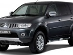 Mitsubishi Pajero Sport (Challenger) official details