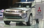 Mitsubishi Launching Eight New Electrified Cars By 2015