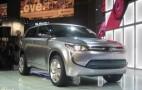 2010 LA Auto Show: Mitsubishi Plug-In Hybrid SUV For 2013