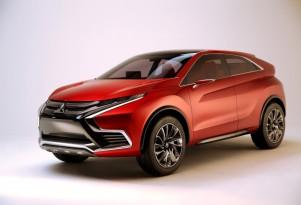 Mitsubishi Outlander Sport Plug-In Hybrid Previewed By XR-PHEV II Concept In Geneva