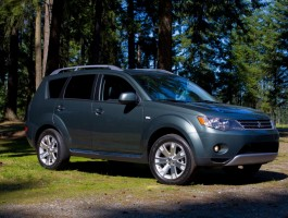 2009 Mitsubishi Outlander