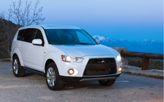 Second Drive: 2010 Mitsubishi Outlander GT
