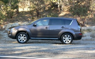 2010 Mitsubishi Outlander: More Volume, Less Displacement