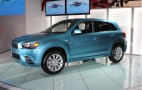 2010 New York Auto Show Preview: Mitsubishi Outlander Sport