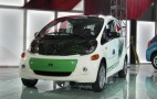 Mitsubishi Prices 2012 'i' Electric Car At $27,990 Before Tax Breaks