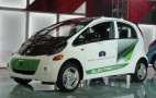 2012 Mitsubishi 'i', Urban Electric Car: Blessing Or Curse?