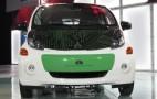 Mitsubishi Achieves 5000 Units Of the i-MiEV