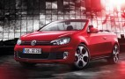 New Volkswagen Golf GTI Convertible Drops Top In Geneva