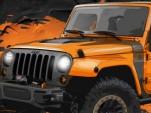Moab Easter Jeep Safari - Jeep Wrangler MOJO