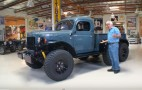 Jay Leno Drives A Six-Wheeled Dodge Power Wagon Restomod: Video