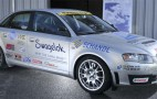 Modified Audi A4 hits record 226.6mph top speed on bio-gas