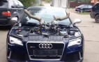 Meet the Audi RS 7 from hell: Video
