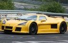 Spy Shots: Modified Gumpert Apollo Speed Hits The 'Ring