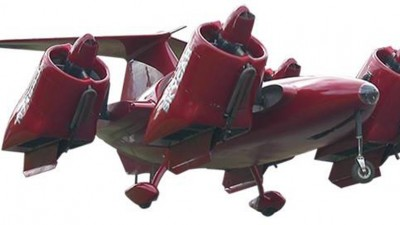 Moller M400 Skycar prototype