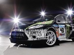 Monster Fiesta Rally Car
