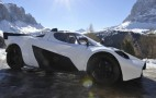 Italys Montenergy Unveils KTM X-Bow Roof Kit