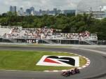 Montreal's Circuit Gilles Villeneuve