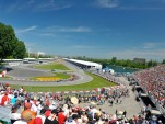 Montreal's Circuit Gilles Villeneuve, home of the Formula One Canadian Grand Prix