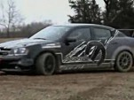 Mopar and Magneti-Marelli Dodge Avenger Rally Car