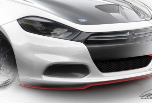 Mopar-enhanced Chrysler vehicles to be shown at the 2012 SEMA show.